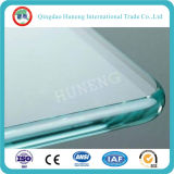 3mm-19mm Clear Flat /Curved Toughened Safety Tempered Glass