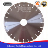 350mm Laser Welded Diamond Saw Blade for Granite Cutting