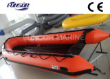 Inflatable Air Boats with Aluminum Floor (FWS-A600)