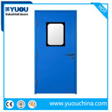 Hygienic Steel/Metal Interior Cleanroom Swing Doors for Laboratory or Hospital