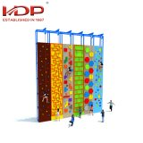 2018 Hot Selling Children Outdoor Playground PE Rock Climbing Board