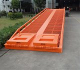 Mobile Loading Ramp with Load Capacity 8 Tons