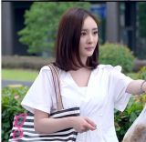Horizontal Stripes Canvas Shopping Bag Tote Bag Handbags
