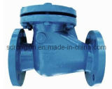 DIN3202 F6 Cast Iron Swing Check Valve