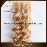 Wholesale European Remy Double Drawn Tape Weft Extensions