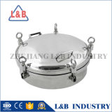 China Supplier Stainless Steel Tank Manhole Cover for Equipment