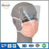 Fine Price PP Non Woven Disposable Surgical Face Mask with Shield (FMS-34ET)
