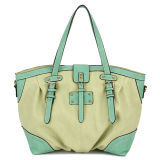 Stylish Color Match Stylish Fashion Women Shoulder Bag (MBNO032028)