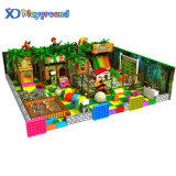 Jungle Themed Amusment Park Children Indoor Playground Supplier