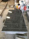Black/Beige Stone Marble, Granite Slab for Countertop and Flooring Tile Project