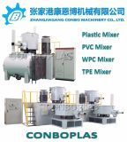 Plastic Machine/High Speed Heating Cooling Mixer Unit/WPC Mixer/PVC Mixer Machine