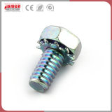 Eco-Friendly Round Head Metal Nut Instrument Brass Fitting