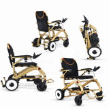 Competitive Price Folding Disabled Lightweight Electric Wheelchair