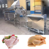 Electric Automatic Poultry Duck Chicken Scalder Plucker Machine Plucking Defeathering Dehairing Machine