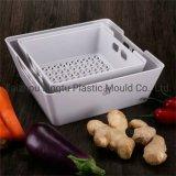 Customization of Multifunctional Washing Plastic Basket Mould