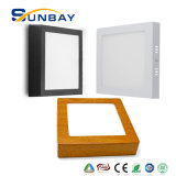 SMD2835 Ceiling Lamp AC85-265V 6W 12W 18W 24W LED Surface Wall Panel Light Square Surface Mounted Downlight Lighting