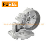 High Precision Zinc Alloy Auto Parts, Metal Die Casting Product in Spray Coating