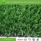 SGS Non-Infill Soccer Artificial Turf with Wholesale Price
