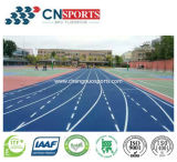 Spray Coated PU Athletic Running Track with Iaaf