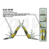 "4"" Closed Alum Handle Multi Knife/Tool with Black Plier (4ln1-40bk)"