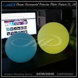 Plastic Floating LED Ball for Pool Garden