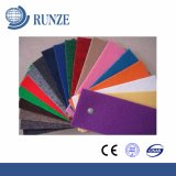 Factory Direct Nonwoven Needle Punch Carpet Rib Surface Exhibition Carpets