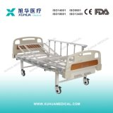 Mesh Type Two Cranks Mechanical Hospital Patient Bed