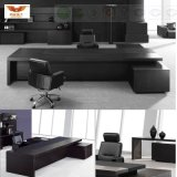 Modern Office Furniture Wooden L Shape Executive Desk (HY-0898)