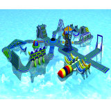 Giant Inflatable Water Park Inflatable Water Park Prices