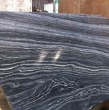Polished Ancient Wood Marble Slab Stone Slab