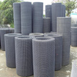 Crimped Iron Wire Mesh in Roll Size