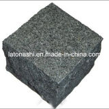 Natural Non-Slip Granite Cube/Cobble Stone for Paving, Paver, Driverway, Patio