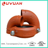 UL Listed, FM Approved, Grooved Coupling and Fittings 8′′