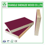 Hardwood Core Phenolic Black/Brown/Red Shuttering Plywood for Construction
