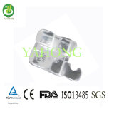 Orthodontic Ceramic Edgewise Brackets Dental Products