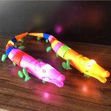 Interesting Toy Electric Animal Toy Stringing Electric Cartoon Crocodile Toy