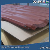 Hangzhou Low Cost Light Weight Polymer Roof Tiles