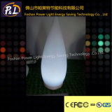 Wireless Charging Colorful LED Rocket Table Lamp