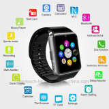 Newest/Cheapest Sport Bluetooth Wrist Smart Watch with Touch Screen GT08
