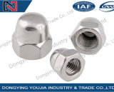 DIN1587 Stainless Steel Hexagon Domed Cap Nuts