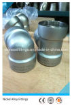 ASTM B564 Uns N06625 Inconel 625 Nickel Alloy Pipe Fitting