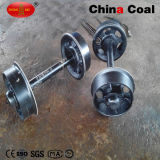 China Brand Cast Steel Mine Car Wheel