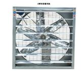 Galvanized Sheet / Aluminum Panel/Stainless Steel Fan for Greenhouse