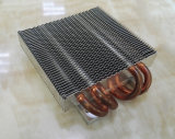 LED Heat Sinks with Copper Sintered Heat Pipes