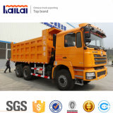 China Heavy Duty Trucks Shacman 30ton Dump Truck