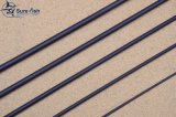 Free Shipping Wholesale Matt Blue Color Im12 Toray Nano Fly Rod Blank