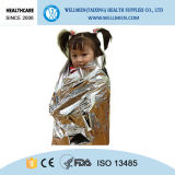 First Aid Keep Warm Foil Emergency Blanket