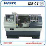 Automatic Horizontal Flat Bed CNC Lathe Machine CK6136A