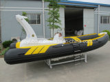19 Feet 5.8m Rigid Inflatable Boat, Luxury Boat, Rafting Boat, China Boat, Motor Boat