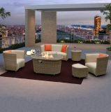 High End Outdoor Furniture Sectional Sofa Wholesale Patio Furniture with Fire Pit